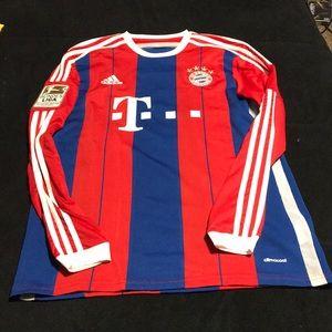 Bastion schweinsteiger Bayern soccer jersey
